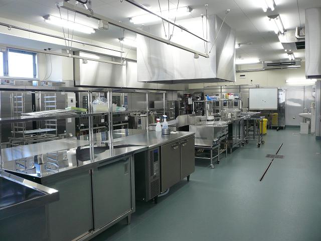 オール電化厨房